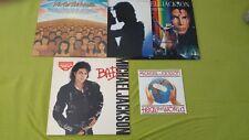 5 x Michael Jackson, bagno, Smooth Criminal, Heal the World, LP, MAXI, SINGLE