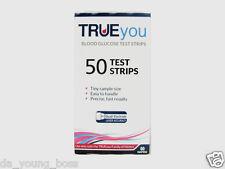 True You Blood Glucose Diabetic Test Strips TrueYou **BRAND NEW & SEALED**