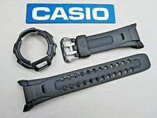Genuine Casio G-Shock GW-M850 GWM850 watch band & bezel set black GW-810H GW-810