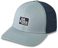 Dakine Classic Logo Trucker Snapback Cap Mens Lead Blue New 2020 Hat