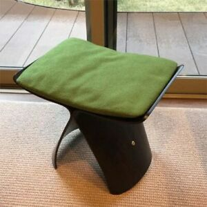 Tendo Woodworking S-0048AA-AA Cushion for Butterfly Stool, Green