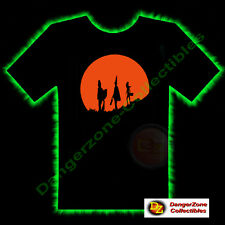 All Hallows Eve Horror T-Shirt by Fright Rags (Medium) - NEW