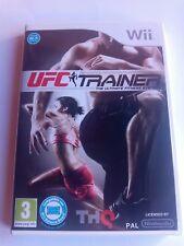 Videojuego para Wii UFC TRAINER