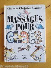 Massages pour chats | Claire & Christian Gaudin | La Sirène