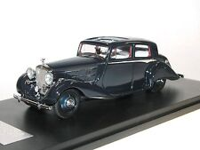 GLM 1937 Rolls-Royce Phantom III Hooper Sports Limousine dark blue 1/43