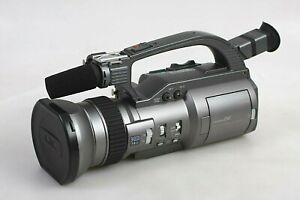 JVC GY-DV300 3-CVCD Professional DV Camcorder - AS IS For Parts