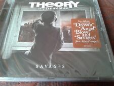 THEORY OF A DEADMAN  SAVAGES(2014) ROADRUNNER CD NEW