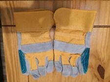 Heavy Duty garden gloves 9 pairs.