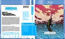 Godzilla Millennium-Era Collection Custom Blu-ray Covers W/ Empty Cases No Discs