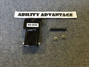 Bruno Smaller Claw Device to attach to a lift for lifting a Folding Wheelchair