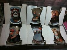 Vintage Knowles Norman Rockwell Collector Plates
