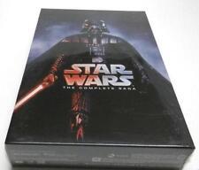 2017! Star Wars: The Complete Saga DVD (I,II,III,IV, V, VI, 12-Disc Box Set 1-6)