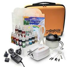Manufacturer Refurbished Watson & Webb Master Kit. Airbrush Cake Decorating Kit