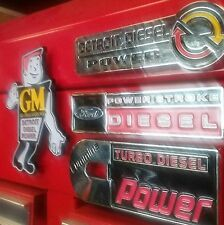 Snap on toolbox/Diesel Magnets $7.99ea