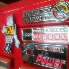 Snap on toolbox/Diesel Magnets $7.99ea