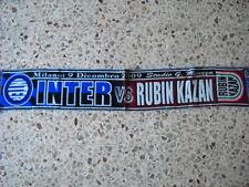 sciarpa RUBIN KAZAN - INTER champions league 2010 football club calcio scarf