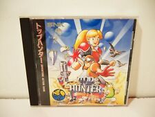Top Hunter Roddy and Cathy SNK Neo Geo CD Jap NTSC