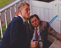 Dolph Lundgren HAND Signed 8x10 Photo Autograph James Bond, Rocky