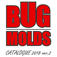 Bugmolds Catalogue 2018 ver2 Soft Plastic Lure Mold Bait Mold Fishing Mold