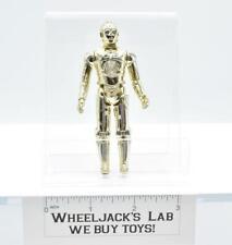 C-3PO #1 100% Complete Star Wars Vintage Kenner 1977 Action Figure