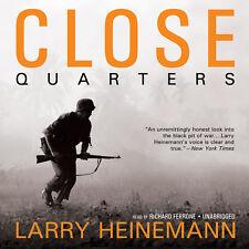 Close Quarters by Larry Heinemann 2006 Unabridged CD 9780786172771