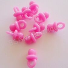 Acrylic Dummy/ Dummies-  Baby Showers, Christings And Naming Days ~  Solid Pink