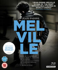 Jean-Pierre Melville Collection Blu-ray (2017) Lino Ventura ***NEW***