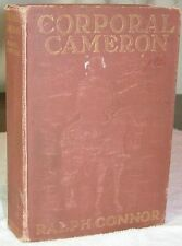 1912 Antique Book Corporal Cameron Of The North West Mounted Police Ralph Connor