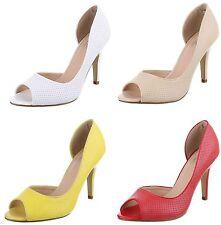 Elegante Markenlose Damenschuhe für Sehr hoher Absatz (Größer als 8 cm)