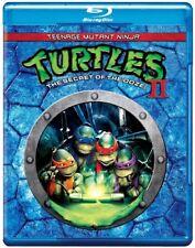 Teenage Mutant Ninja Turtles 2 [New Blu-ray]