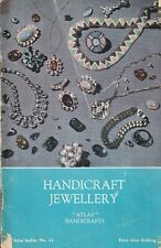 """Atlas"" Handicraft Leaflet HANDICRAFT JEWELLERY No 41"
