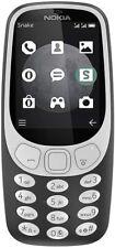 Nokia TA-1036 3G GSM Unlocked Single SIM Cell Phone - 2.4 Inch Screen - Charcoal