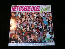 1 LP Vinyl 33 / Het goede Doel Live / Gijzelaar, Sinterklaas, Belgien / Holland