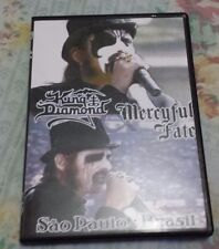 king Diamond+Mercyful fate Live in Sao Paulo 96 DVD