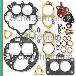 Repair Zenith 35/40,42 Inat Carburettor Mercedes W114,108,109,230,250,280