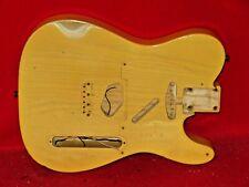 Fender 2007 USA Butterscotch Blonde 51 Nocaster Relic Telecaster Swamp Ash Body