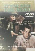 At War With The Army - Jerry Lewis, Dean Martin (DVD - ALL Regions)first film to