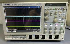 Tektronix Dpo70804 Digital Phosphor Oscilloscope 8ghz 25gss Parts