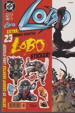 LOBO  #23 DC Comic September 1999 mit Original 23 gaaanz abartigen Stickern