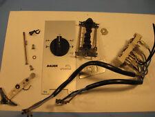 Ersatzteile für Bauer P6-P7 Projektor 16mm:Hauptschalter,Elektro.Spare parts