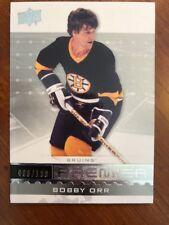 16-17 UD Premier SSP #41 Bobby Orr 86/199 Pack Fresh