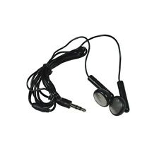 5 New Black Universal mini 2.5mm earphone earbuds for Cell Phone Mp3 mp4 players
