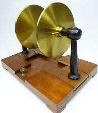 Meiser Mertig Kondensator Plattenkondensator Physik scientific instrument
