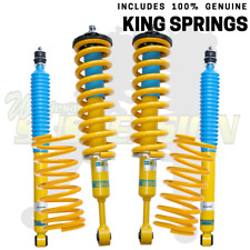 TOYOTA LANDCRUISER 200 SERIES BILSTEIN & COIL SPRING 2INCH 40mm LIFT KIT