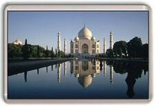 Taj Mahal Agra India Fridge Magnet #1