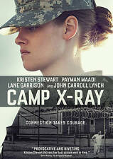 Camp X-Ray (DVD, 2014, IFC Film) Movie - US Guard at Guantanamo Bay Detention