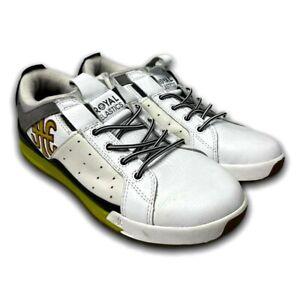 Royal Elastics Royale Mens Leather Sneakers Shoes 8 US (Equivalent 7 AU)