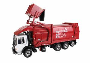 FIRST GEAR *MACK TERRAPRO* w/HEIL Front End Load Garbage Truck w/Dumpster *NIB*