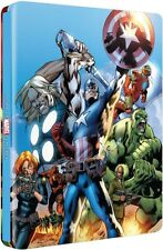 ULTIMATE AVENGERS COLLECTION Limited Edition SteelBook Blu-ray (Region B Import)