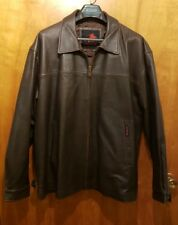 RARE WINCHESTER LEATHER JACKET COAT MEN'S XL LIMITED EDITION